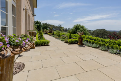 Anston pavers installed in a SA residence.