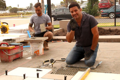 A Guide to Laying Concrete Pavers - Anston Architectural & Anthony Scott Landscape Design